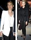 Victoria de Suecia, Tatiana y Marie Chantal de Grecia, Charlene de Mónaco... Elegancia real en blanco y negro