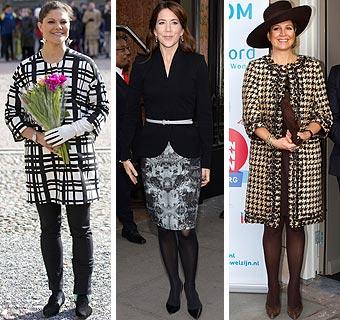 Semana de 'moda real': De los estampados a los zapatos de la Princesa Letizia
