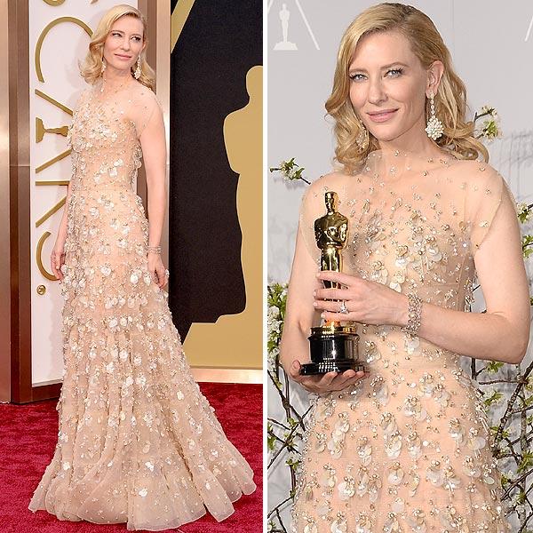 Cate Blanchett, la evolución de un 'estilo de Oscar'