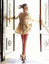 Silvia Abascal nos abre las puertas de la moda para la primavera-verano 2014