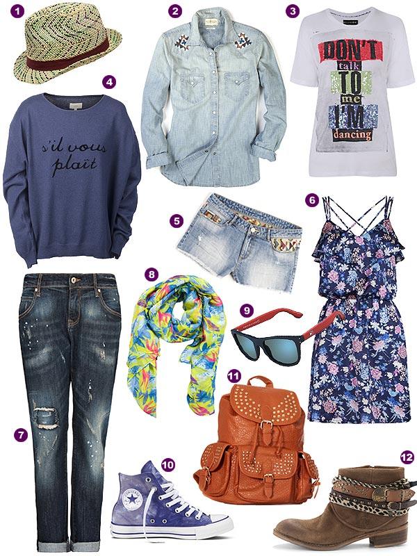 ¡Nos vamos a Coachella!: Moda para acudir a este festival