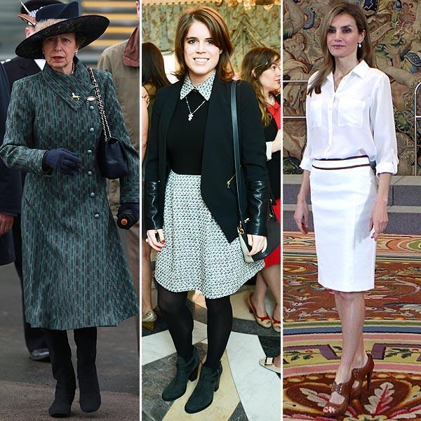 La princesa Letizia, la reina Máxima de Holanda, la princesa Eugenia… ¿Quiénes se asoman esta semana a nuestro análisis de 'moda real'?