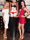 Candice Swanepoel y Adriana Lima nos desvelan que el Victoria's Secret 'Fashion Show' 2014 no se celebrará en EEUU
