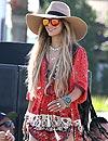 Alessandra Ambrosio, Vanessa Hudgens… ¡Apúntate a la moda 'hippy chic'!
