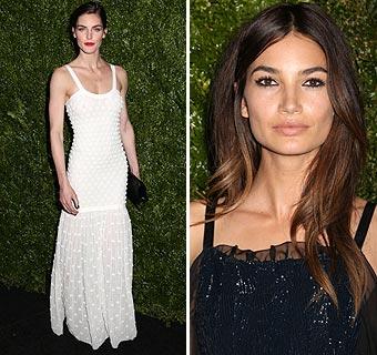 Elegancia en blanco, negro y azul noche: Chanel conquista Tribeca