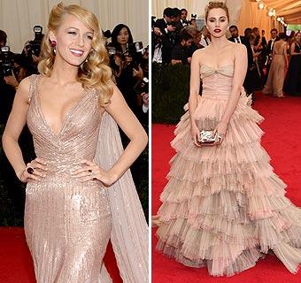 'Retro-Glamour' en el Metropolitan Museum of Art de Nueva York: Así ha sido la gala 2014 del Costume Institute