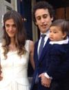 La sencilla boda de la modelo Elisa Sednaoui y Álex Dellal, ex novio de Carlota Casiraghi