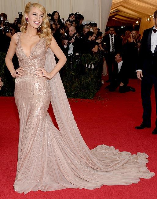 Blake Lively, nueva musa del estilo más glamuroso 'made in Hollywood'