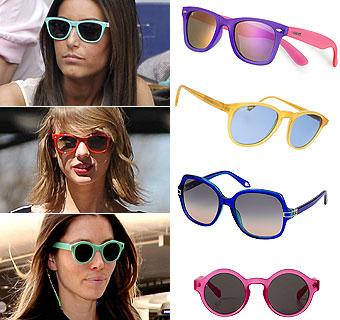 Miradas 'cool' a todo color