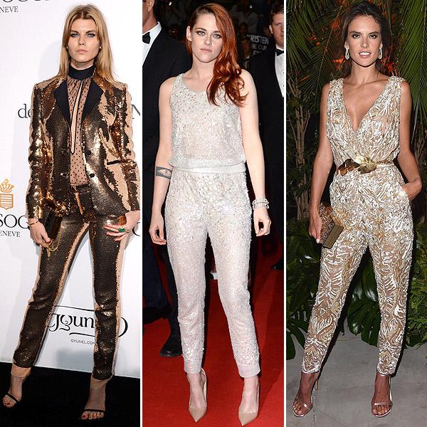 Trucos de moda: 5 estilos para llevar pantalones en una fiesta