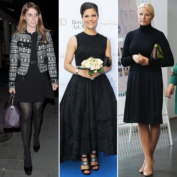 Realeza 'fashion': ¿Qué tres tendencias triunfan en nuestra semana de moda real?