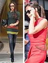 La versatilidad de 'lady' Victoria Beckham: Chic y 'trendy'