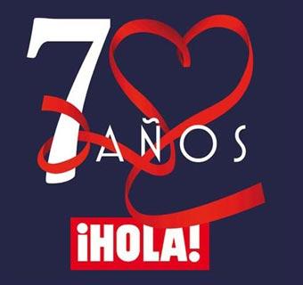 La revista ¡HOLA! quiere celebrar contigo su 70º aniversario de una manera muy especial