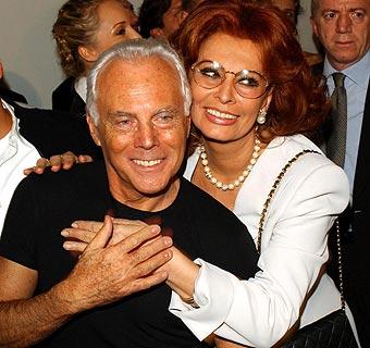 Giorgio Armani, el diseñador de las estrellas, cumple 80 años