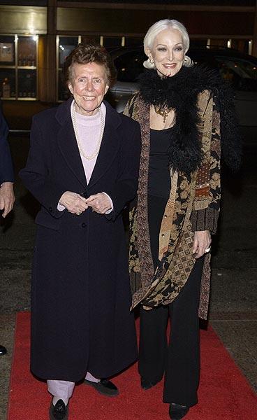 El mundo de la moda llora a Eileen Ford