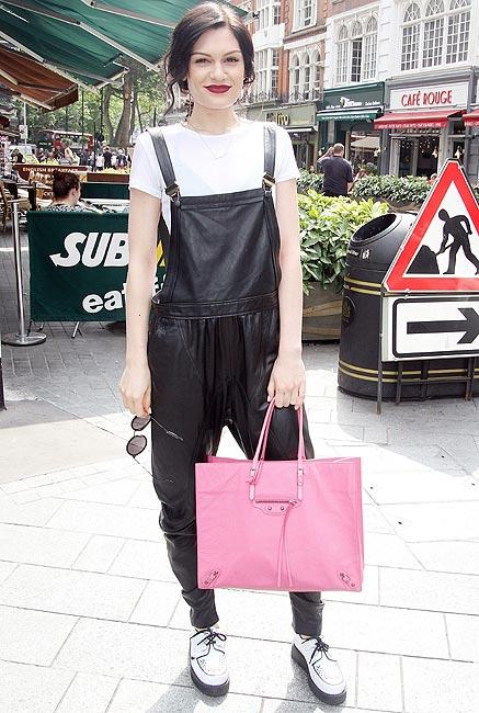 Bolsos en color rosa para tu 'street style'