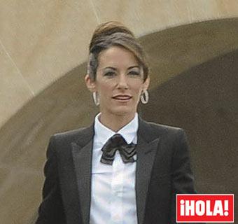 Telma Ortiz, de esmoquin: ¿Cómo ser la invitada perfecta y más original en una boda?