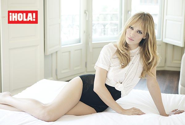 En ¡HOLA!, Patricia Conde: sincera, sensual y seductora