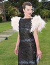 Milla Jovovich será mamá por segunda vez