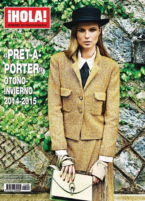 Ya está a la venta el especial ¡HOLA! con toda la moda 'prêt – à – porter' otoño-invierno 2014-2015