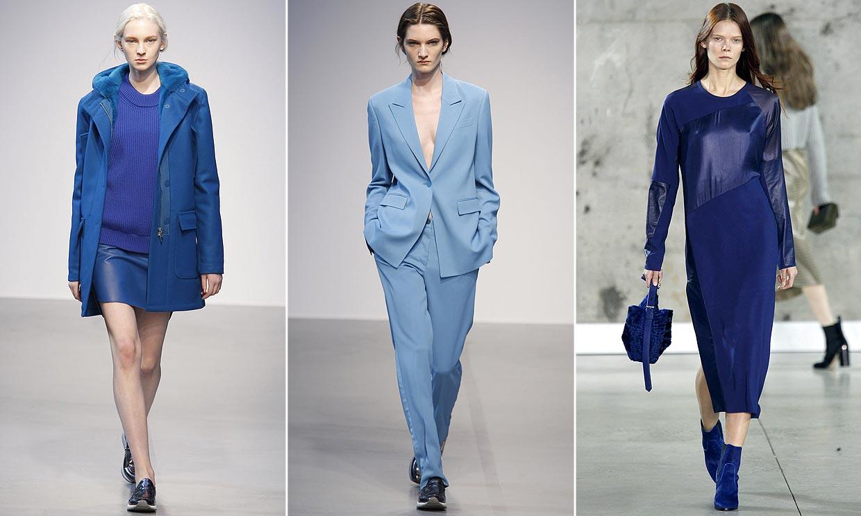 Qu colores debes llevar el pr ximo oto o - Colores de moda ...