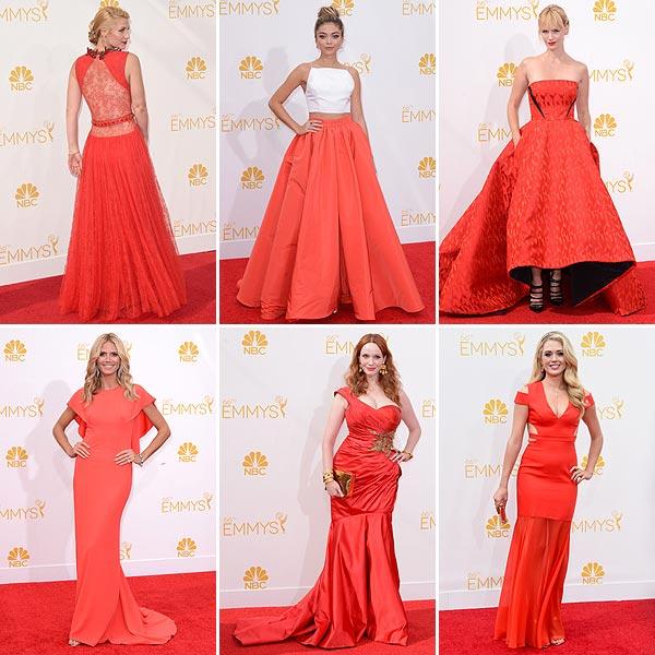 Los Emmy más 'fashion': analizamos al detalle los mejores 'looks' de la gala