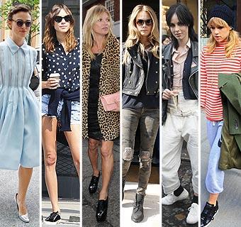 Las 6 claves de estilo de las 'it-girls' británicas