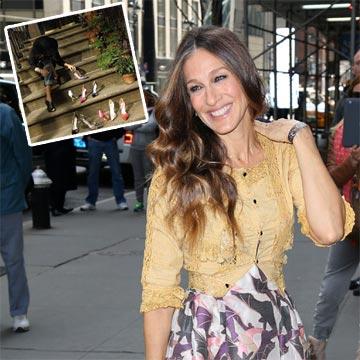 'Carrie' (Bradshaw) vuelve a Nueva York