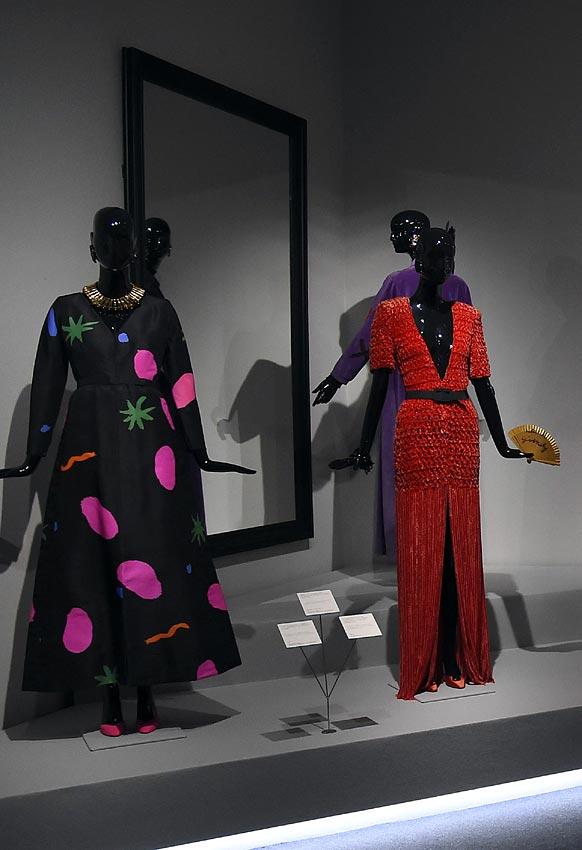 Entramos en el Museo Thyssen-Bornemisza: Así es la retrospectiva de Hubert de Givenchy
