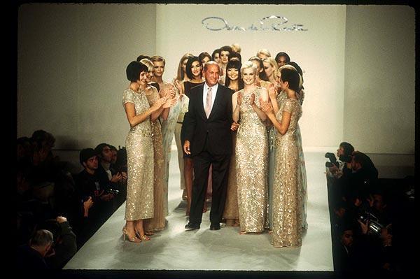 Homenaje: Así fue Óscar de la Renta, uno de los grandes maestros de la costura