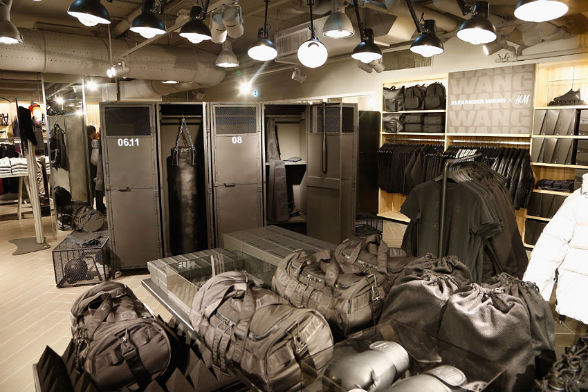 Alexander Wang x H&M, la colección más esperada llega a las tiendas
