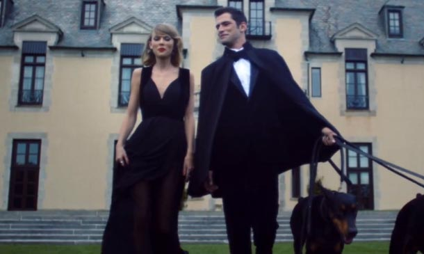 Taylor Swift, Sean O'Pry y diseños de pasarela: Todos los detalles del último videoclip de la cantante