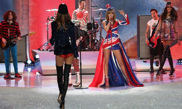 Taylor Swift y Ariana Grande ya tienen su 'ticket' para Londres: Actuarán en el Victoria's Secret Fashion Show 2014
