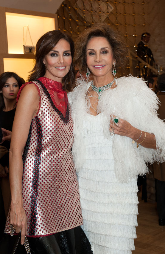 Celebrities Y Mucha Moda En La Inauguracin De La Nueva