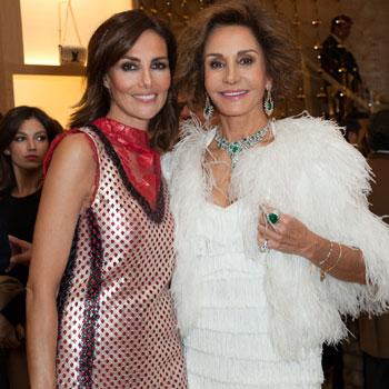'Celebrities' y mucha moda en la inauguración de la nueva tienda de Louis Vuitton en Madrid