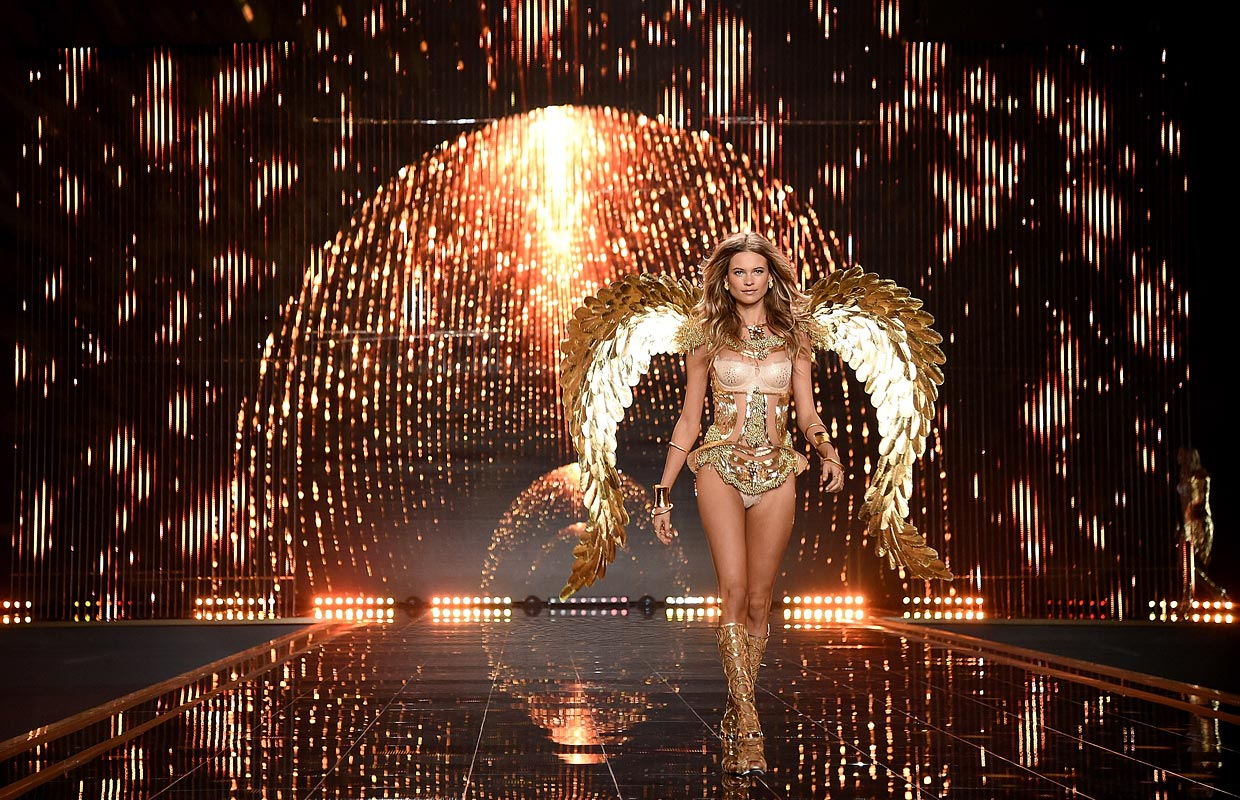 Victoria's Secret Fashion Show: 'It's showtime'... en Londres