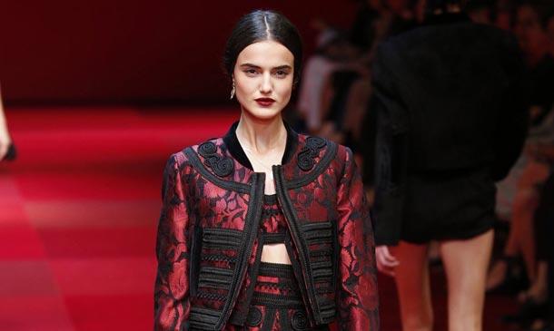 Dolce & Gabbana ficha al torero José María Manzanares y a los modelos Blanca Padilla y Xavier Serrano para su próxima campaña