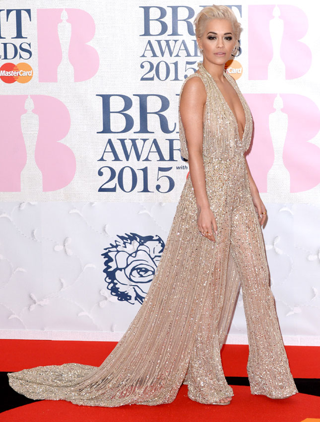 Taylor swift brit awards 2019