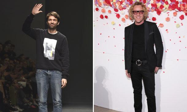 Roberto Cavalli y Emilio Pucci estrenan directores creativos, ¿los conoces?