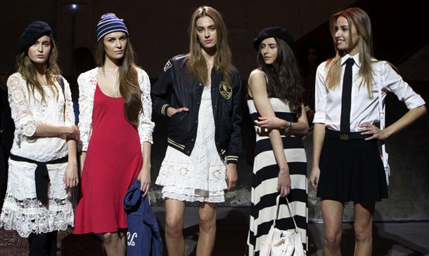 'Celebrities' e 'it girls' dan la bienvenida a la primavera con Polo Raph Lauren