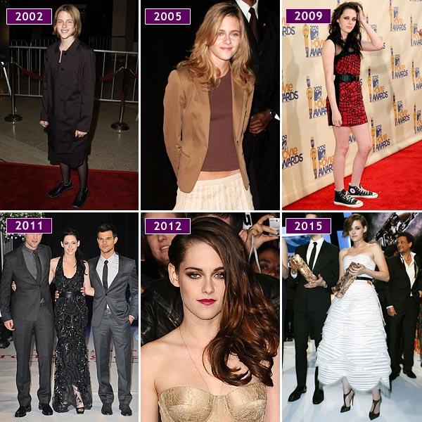Kristen Stewart o cómo conseguir transformar tu estilo para llegar a convertirte en musa de Karl Lagerfeld