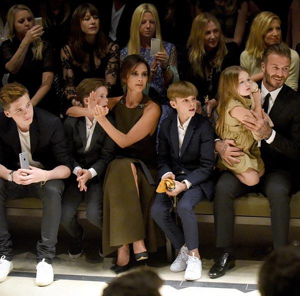 Victoria Beckham, Suki Waterhouse, Naomi Campbell… Desembarco 'British' lleno de curiosidades en Los Ángeles
