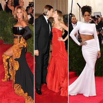 Gala del MET: Repasamos algunos de sus 'looks' de alfombra roja más icónicos