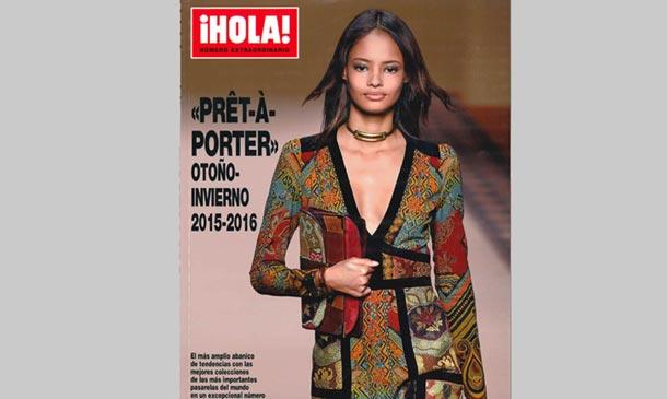 Ya está a la venta el número especial de ¡HOLA! 'prêt-à-porter' otoño-invierno 2015-2016