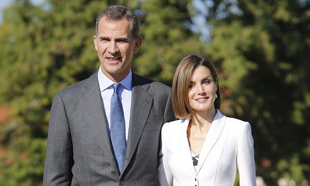 Doña Letizia y su 'set' de viaje: ¿Cómo ha vestido en su visita de Estado a EEUU?