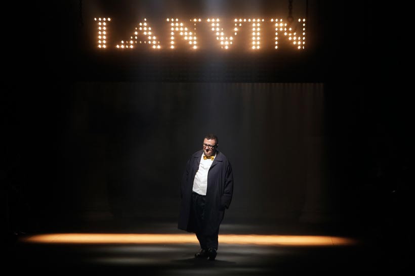 'Fashion news': Alber Elbaz deja Lanvin