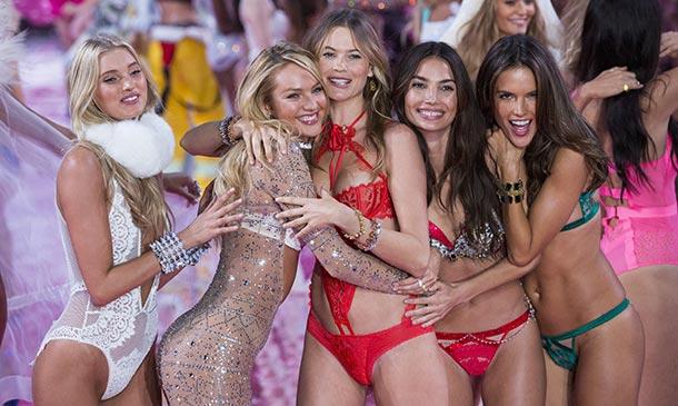 ¡Comienza el espectáculo!: Los mejores momentos del Victoria's Secret Fashion Show 2015
