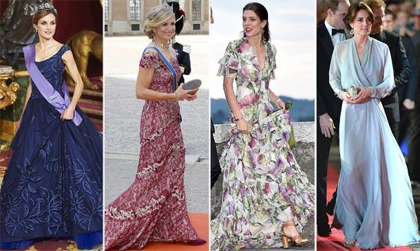 Ayúdanos a elegir: ¿Quién es la más elegante de las 'royals'?