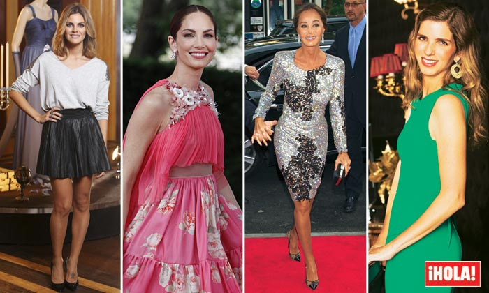 Esta semana en ¡HOLA!, la lista de las mujeres de España más elegantes e influyentes por su estilo en 2015