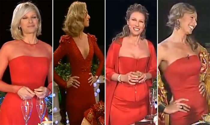 Anne Igartiburu, la mujer de rojo de la Nochevieja, ¿volverá a dar la campanada?